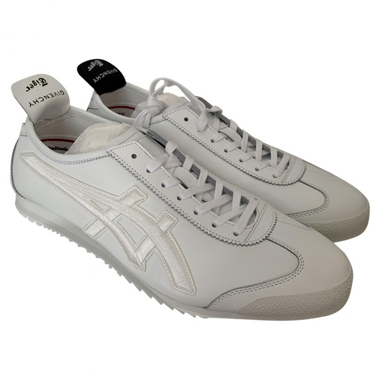 Givenchy X Tiger \N White Leather Trainers for Men 45 EU