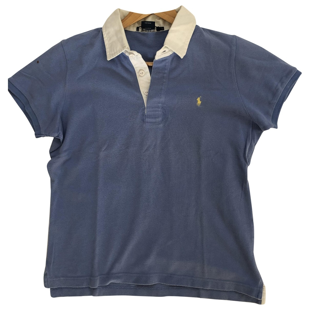 Ralph Lauren \N Top in  Blau Baumwolle