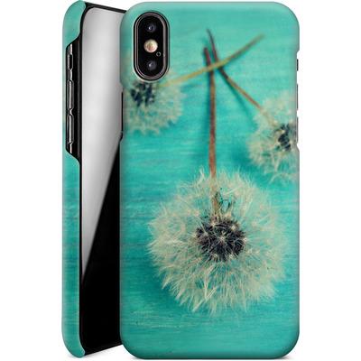 Apple iPhone XS Smartphone Huelle - Three Wishes von Joy StClaire