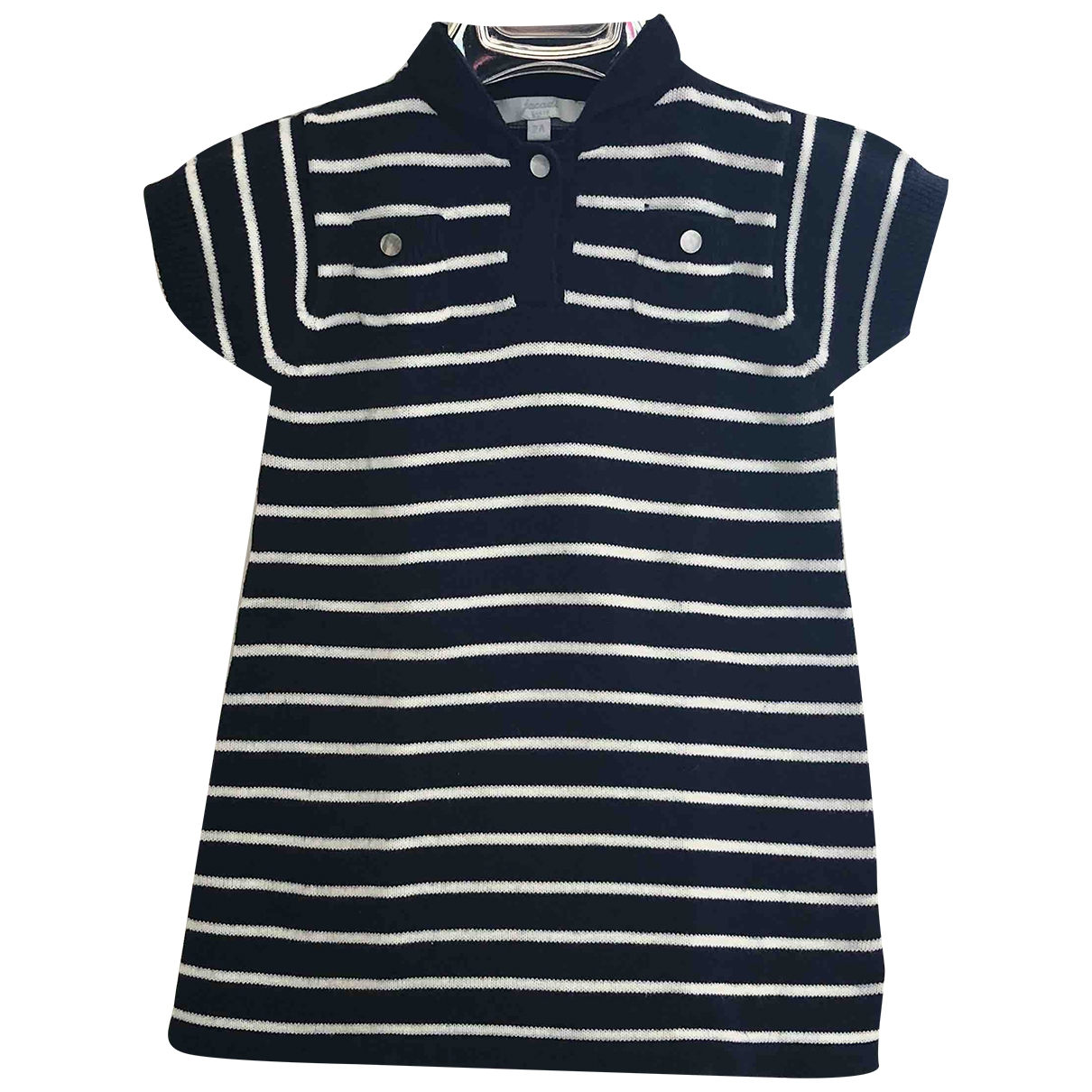 Jacadi \N Navy Cotton dress for Kids 2 years - up to 86cm FR