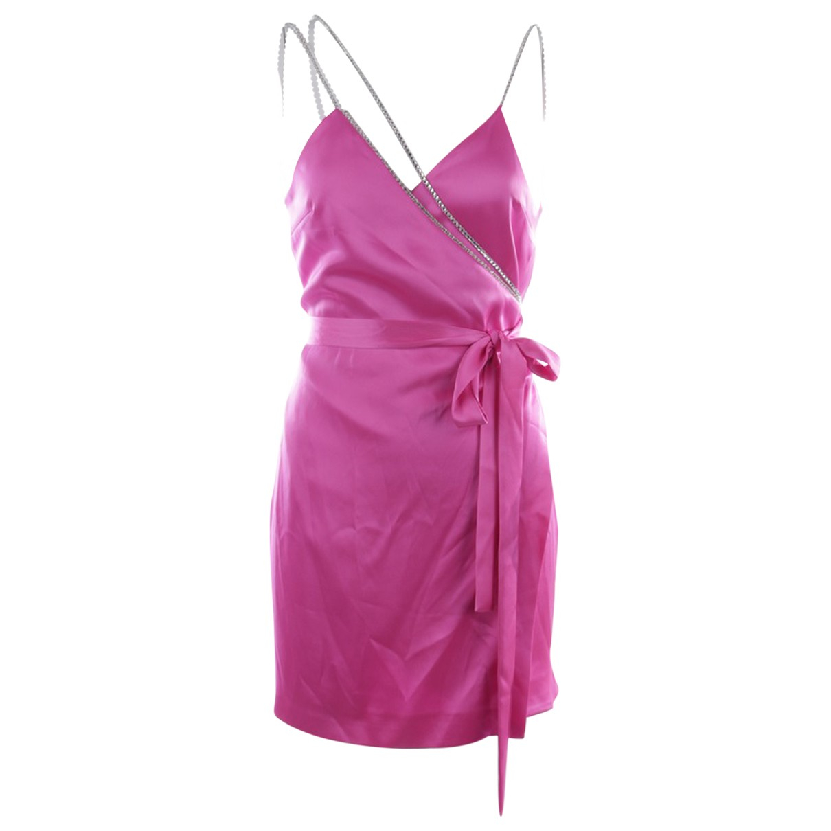 Vestido de Cuero David Koma