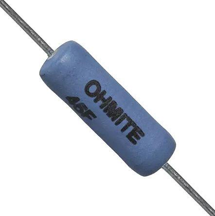 Arcol Ohmite 100Ω Wire Wound Resistor 5W ±1% 45F100E (5)