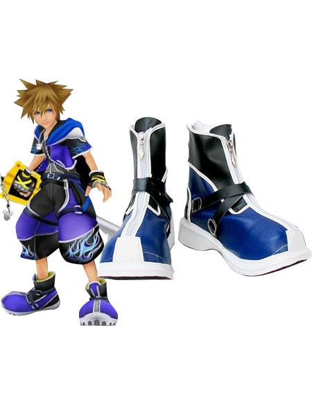 Milanoo Kingdom Hearts II Sora Halloween Cosplay Shoes Halloween
