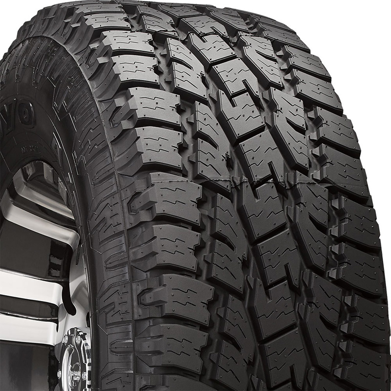 Toyo 352450 Tire Open Country A/T II Tire LT275 /70 R18 125S E1 BSW