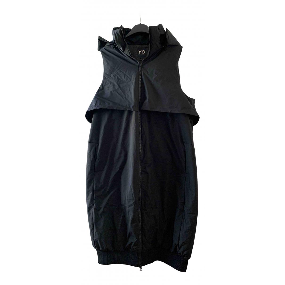 Y-3 N Black coat for Women S International