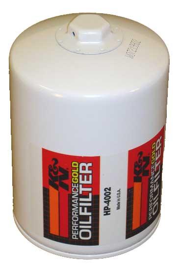 K&N HP-4002 Oil Filter Ford