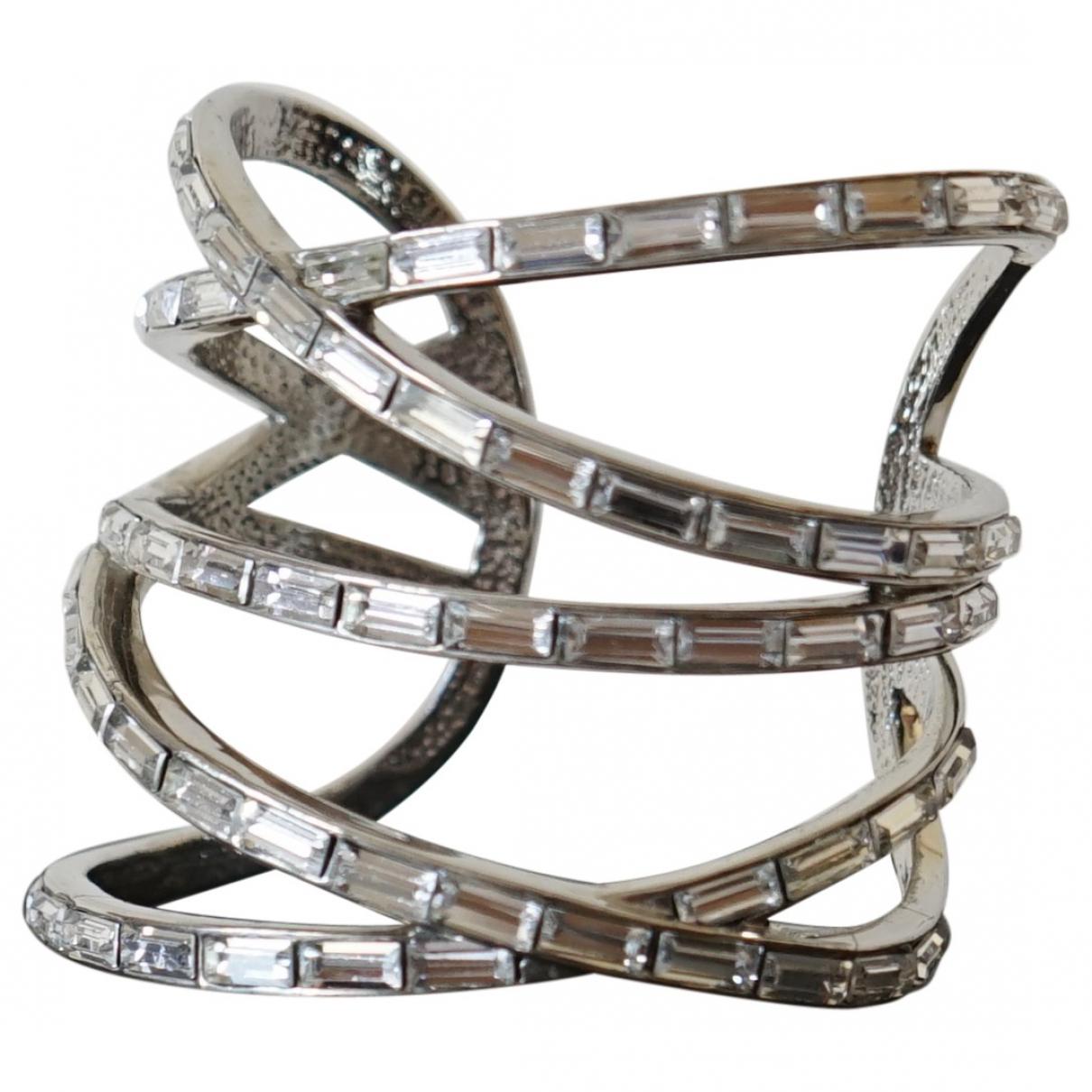 Giuseppe Zanotti \N Armband in  Silber Metall