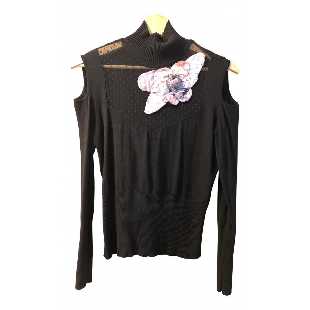 Maria Grazia Severi N Black Knitwear for Women 44 IT