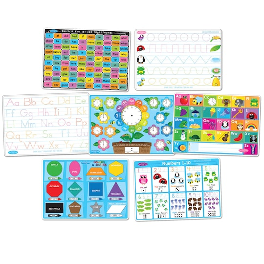 Smart Poly™ Early Education Learning Mats Set By Ashley Productions   Michaels®