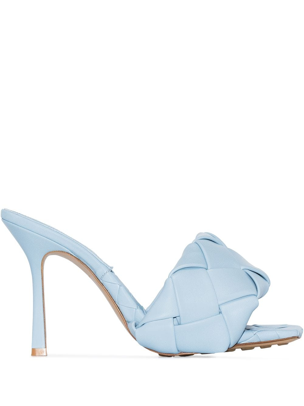 Bv Lido Leather Mules