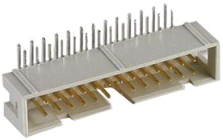 HARTING , SEK 18, 26 Way, 2 Row, Right Angle PCB Header