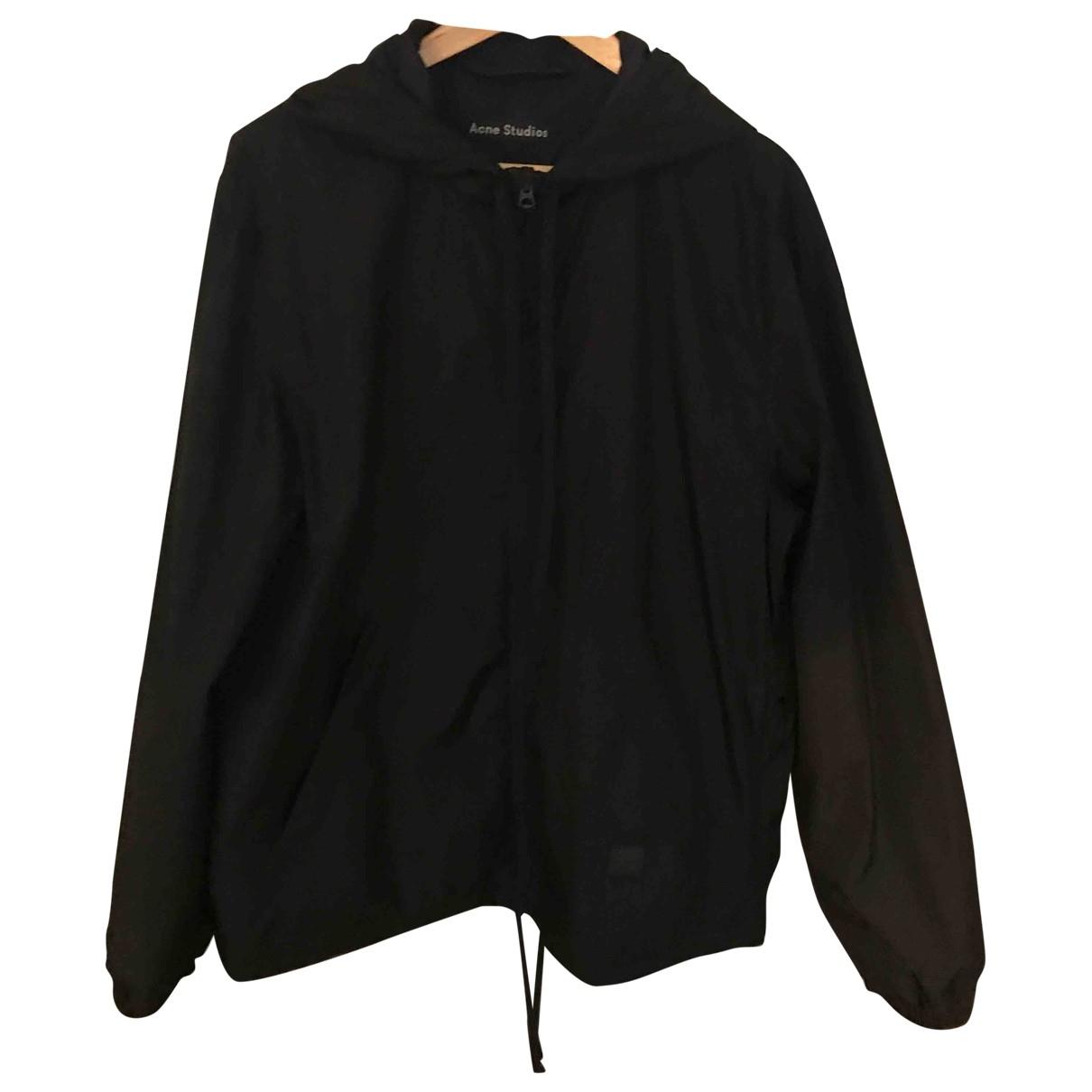 Acne Studios \N Black jacket  for Men L International
