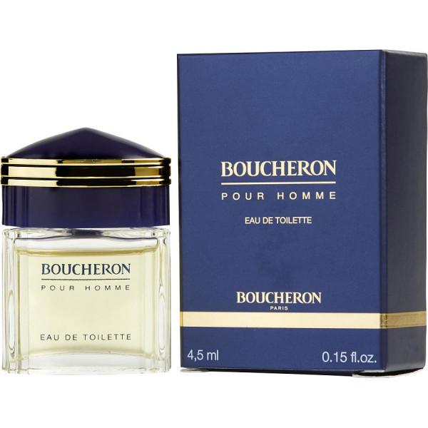 Boucheron - Boucheron Eau de toilette en espray 4,5 ML