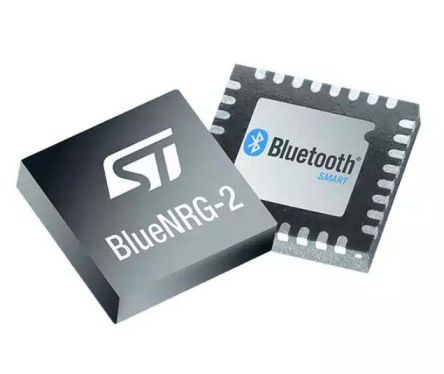 STMicroelectronics BLUENRG-232, Bluetooth Bluetooth System On Chip SOC 32-Pin QFN32 (3000)