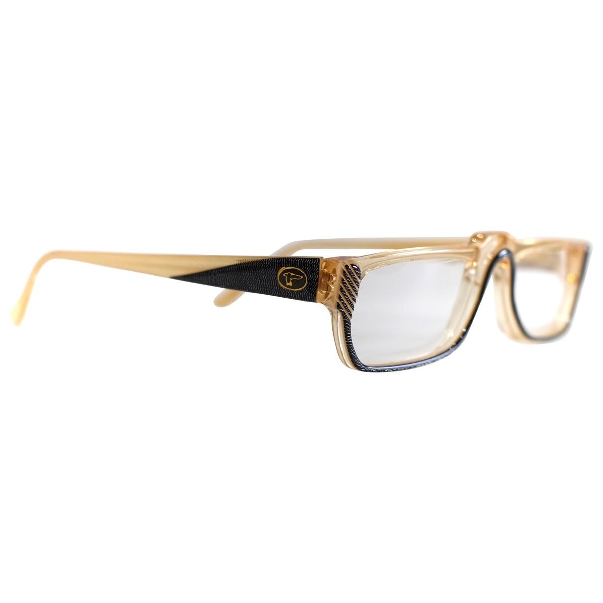 Trussardi \N Sonnenbrillen Gold