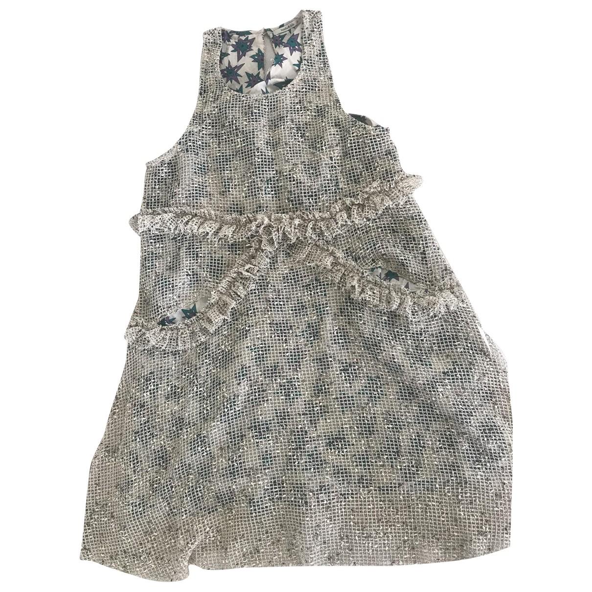 Bimba Y Lola \N Kleid in Baumwolle