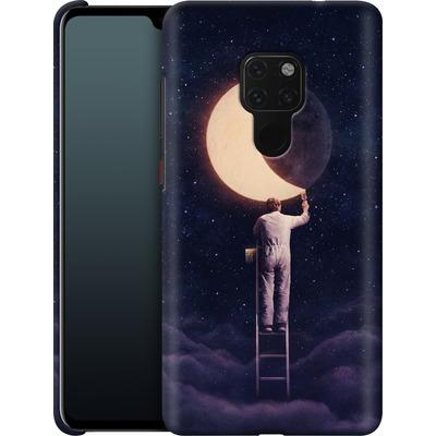 Huawei Mate 20 Smartphone Huelle - Carpe Noctem Wide von Enkel Dika