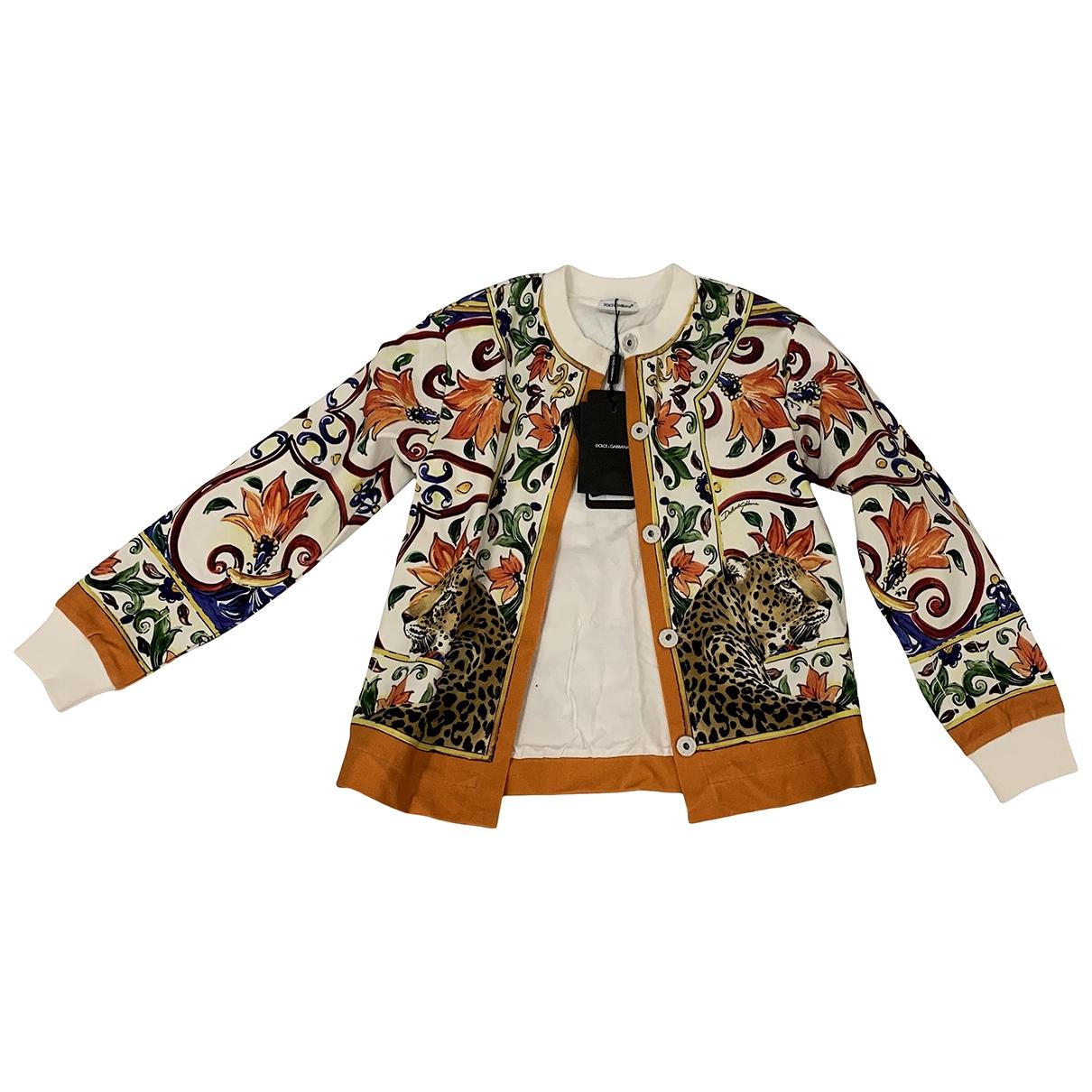 Dolce & Gabbana - Pull   pour enfant en coton
