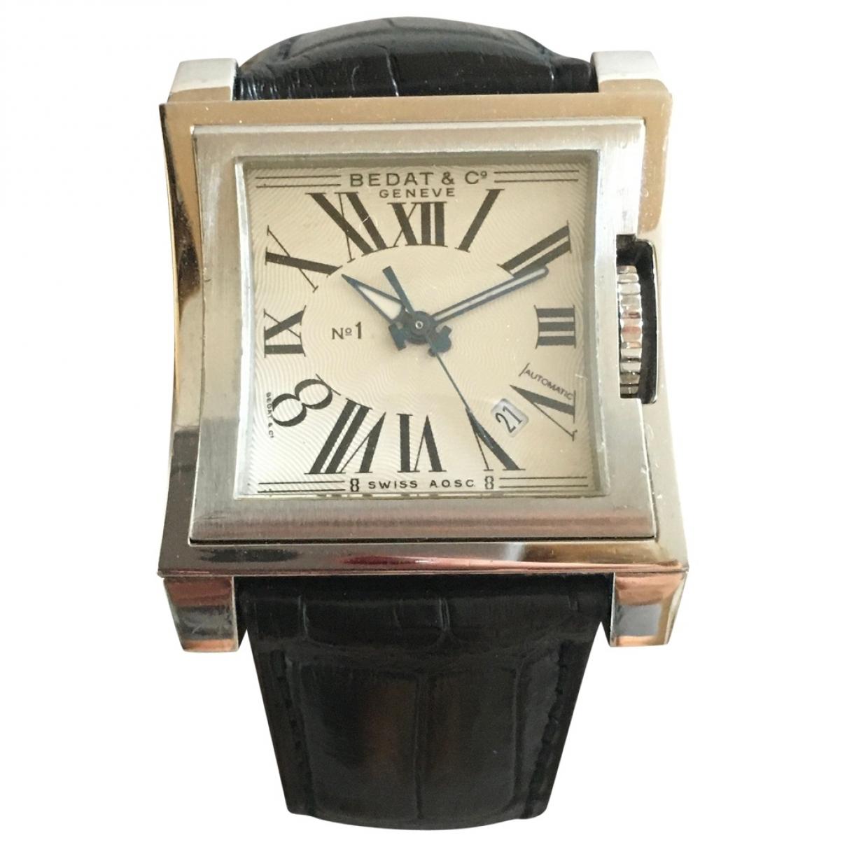 Bedat&co \N Uhr in  Weiss Stahl