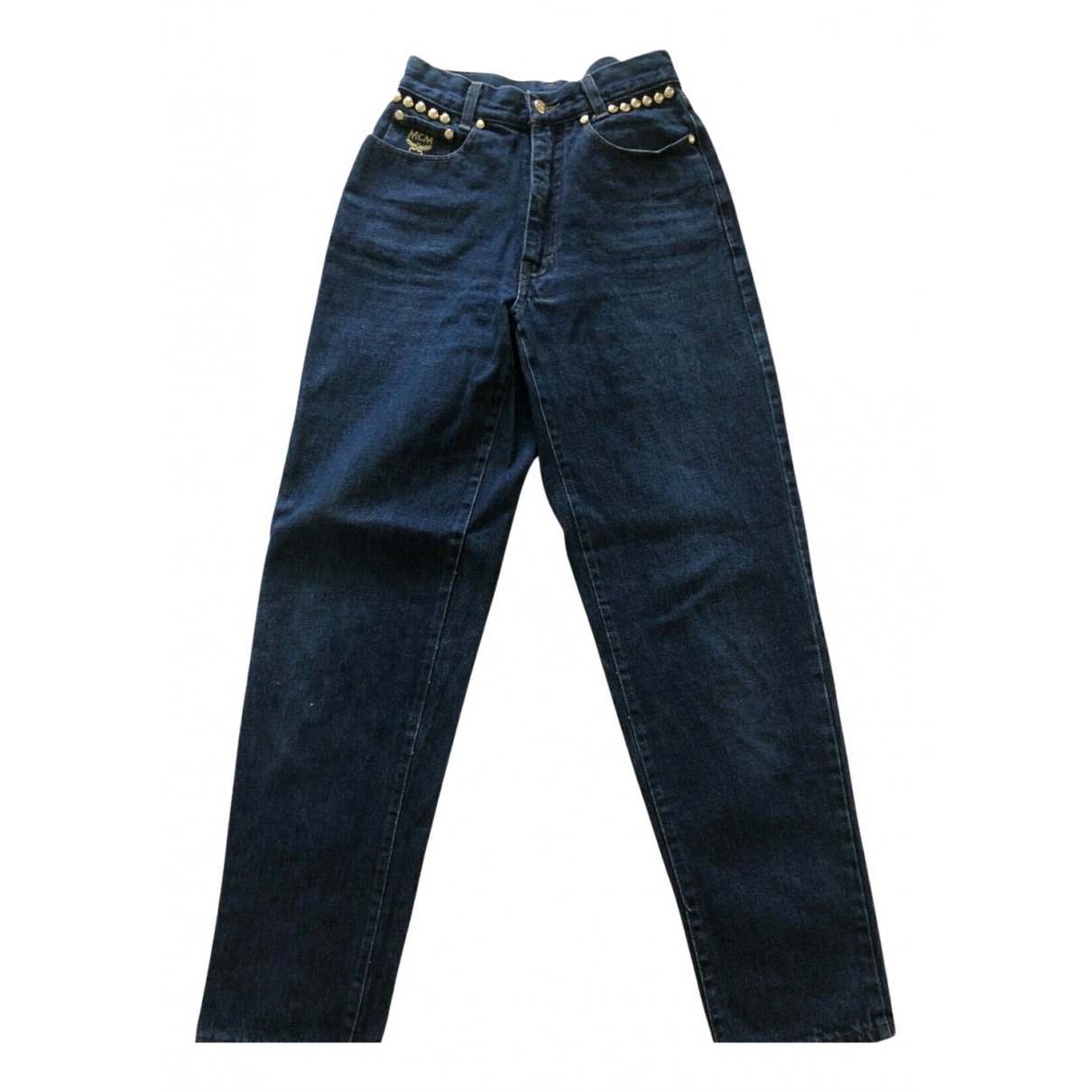 Pantalon zanahoria Mcm