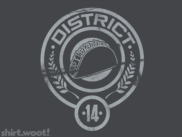 District 14 T Shirt