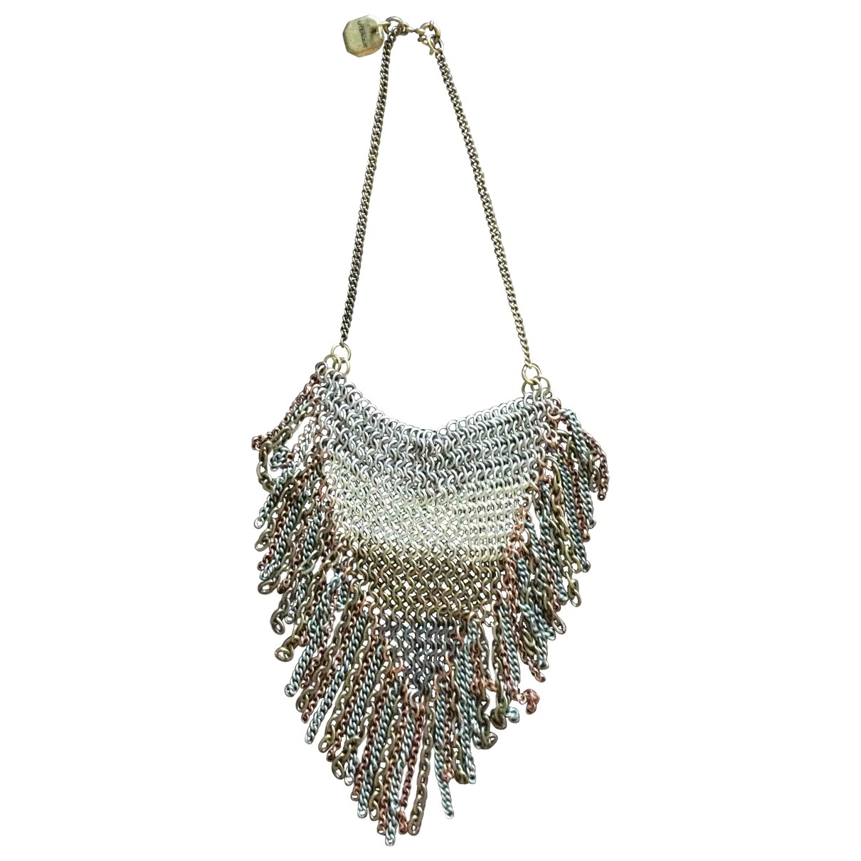 Uterque \N Multicolour Metal necklace for Women \N