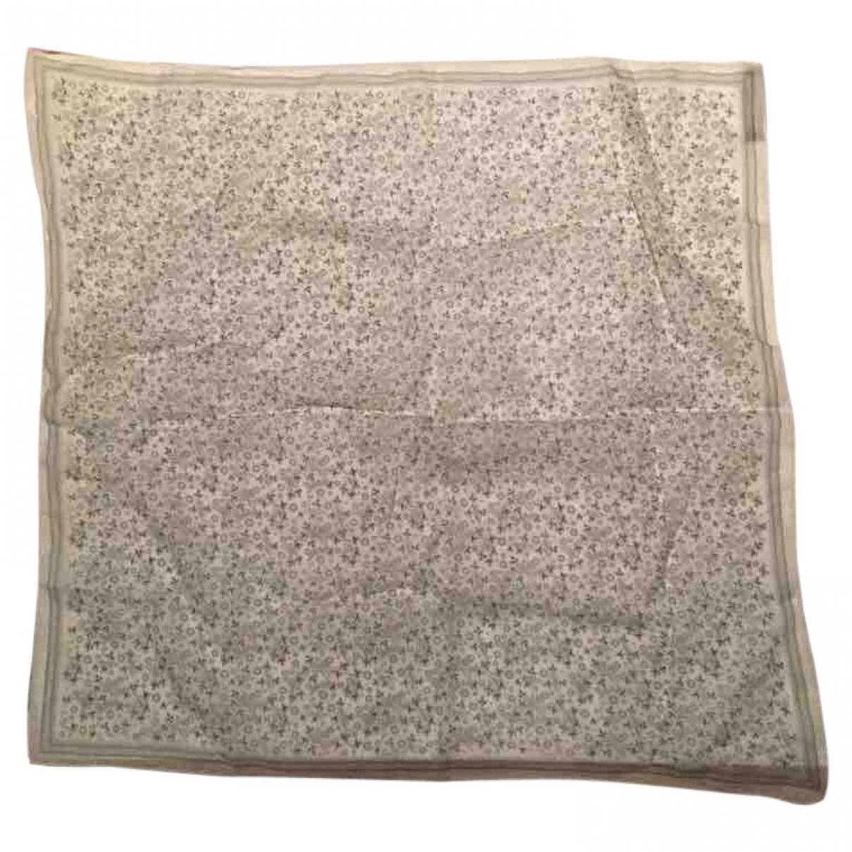 Marc Jacobs \N White Cotton scarf for Women \N
