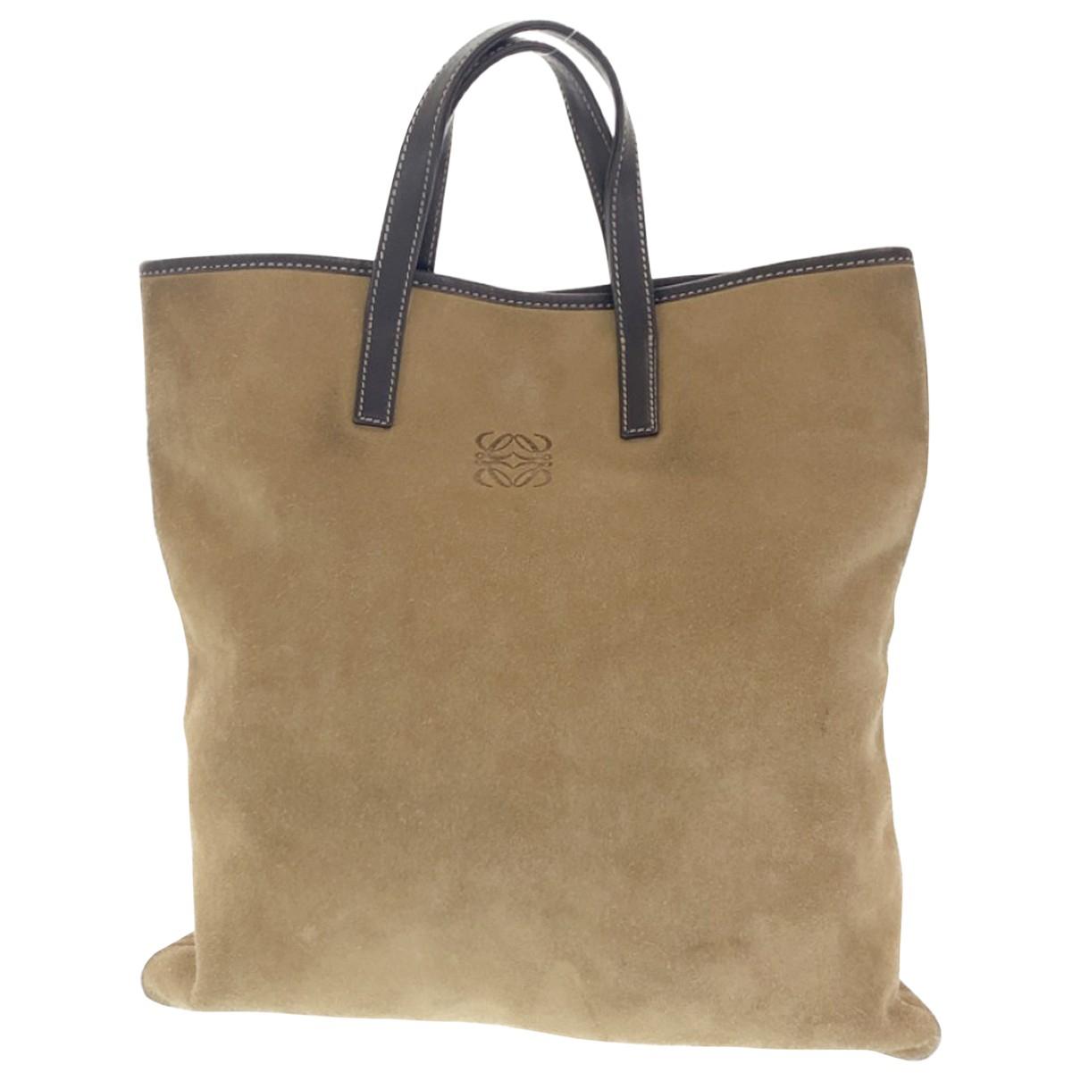 Loewe N Suede handbag for Women N