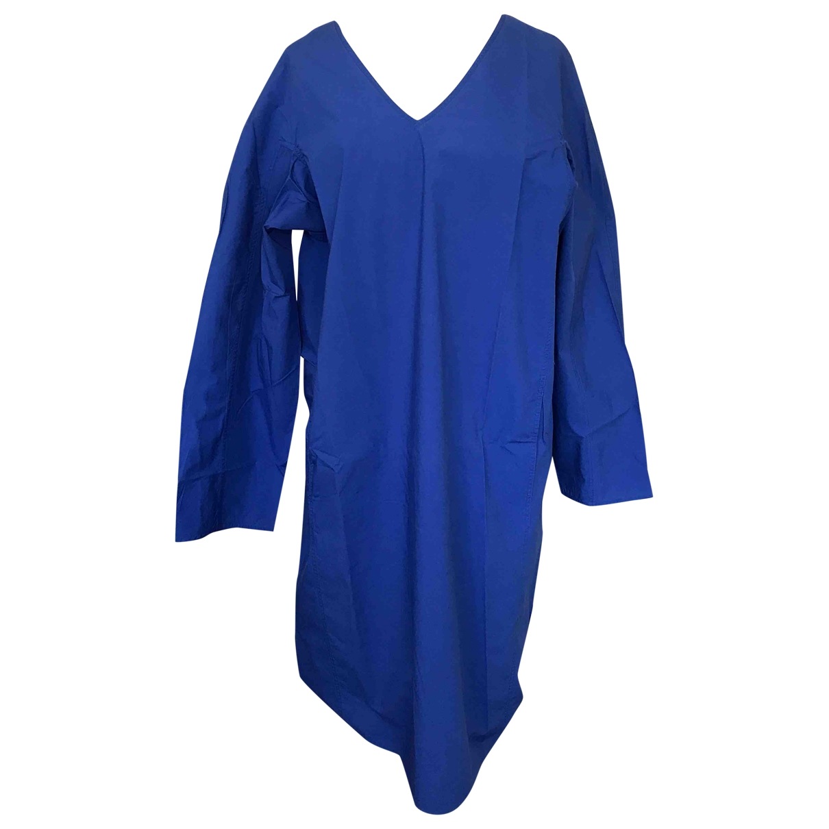 Sofie Dhoore \N Blue Cotton dress for Women 36 FR