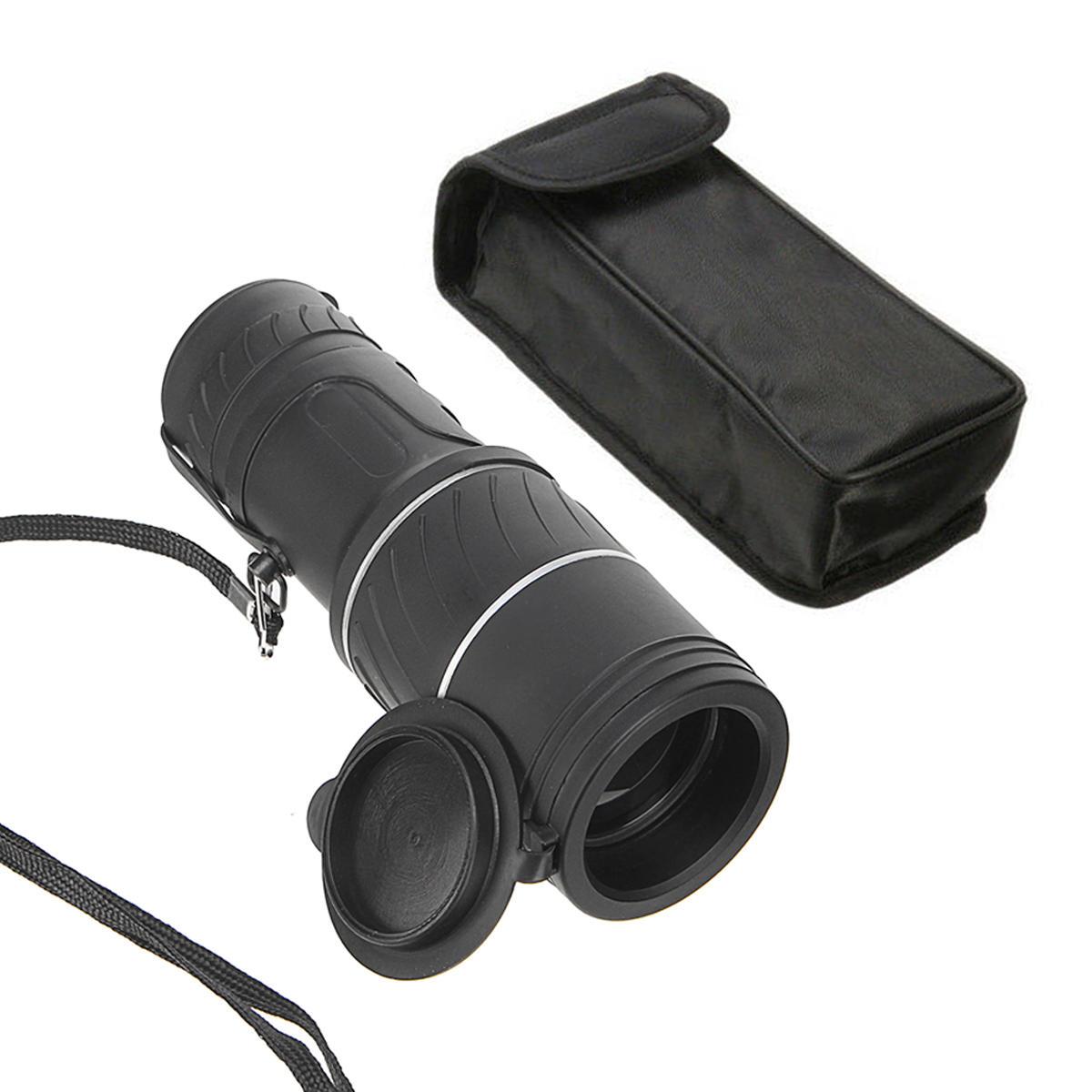 Day & Night Vision 30x52 HD Optical Monocular Waterproof Hunting Camping Hiking Telescope