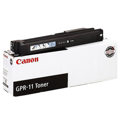 Canon GPR11 7629A001AA Original Black Toner Cartridge