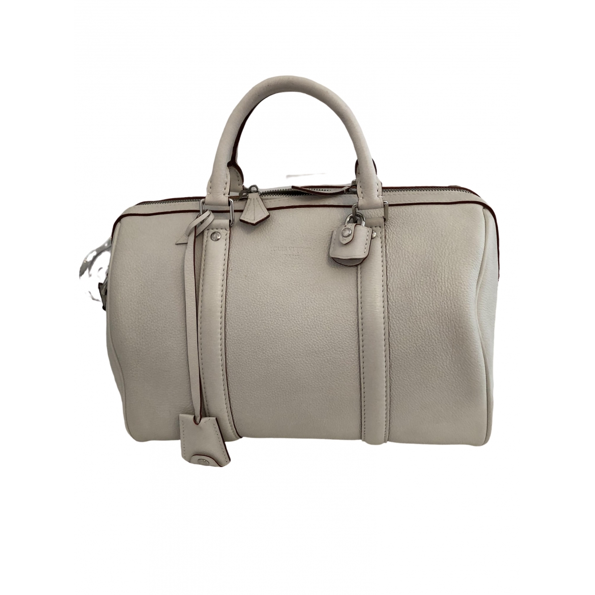 Louis Vuitton Sofia Coppola Beige Leather handbag for Women \N