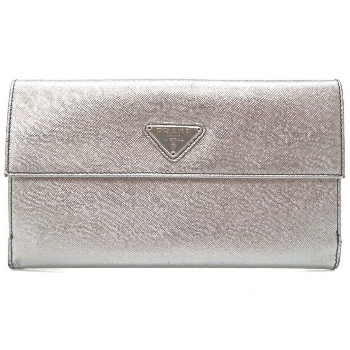 Prada \N Silver wallet for Women \N