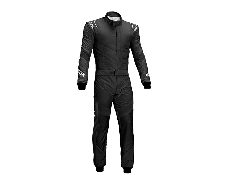 Sparco 00110860NR X-Light RS-7 Black Racing Suit 60 | XL