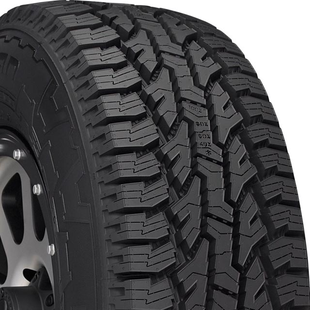 Nokian Tire T429391 Rotiiva AT Plus Tire LT245/70 R17 119S E1 BSW