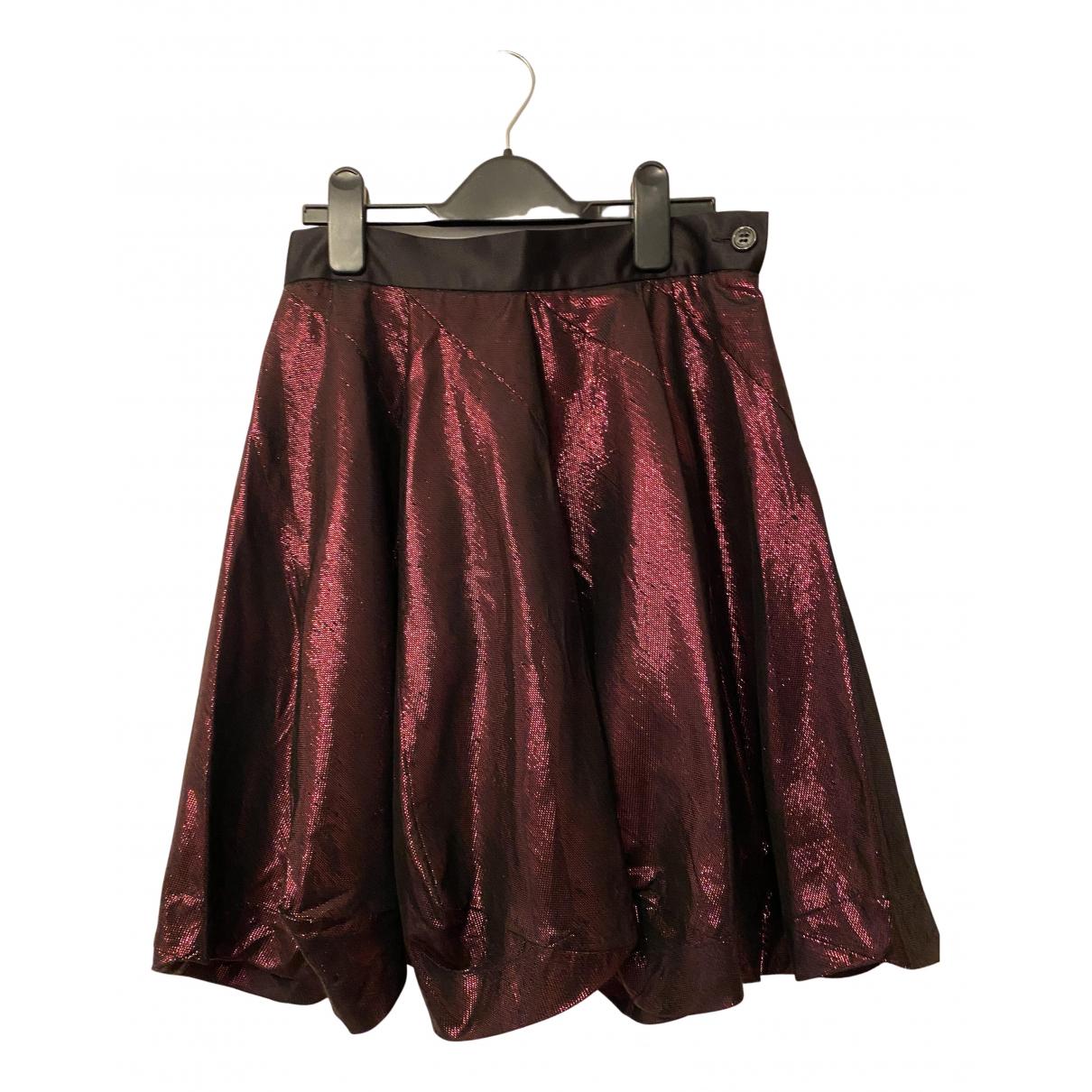 Vivienne Westwood Red Label \N Rocke in  Rosa Polyester