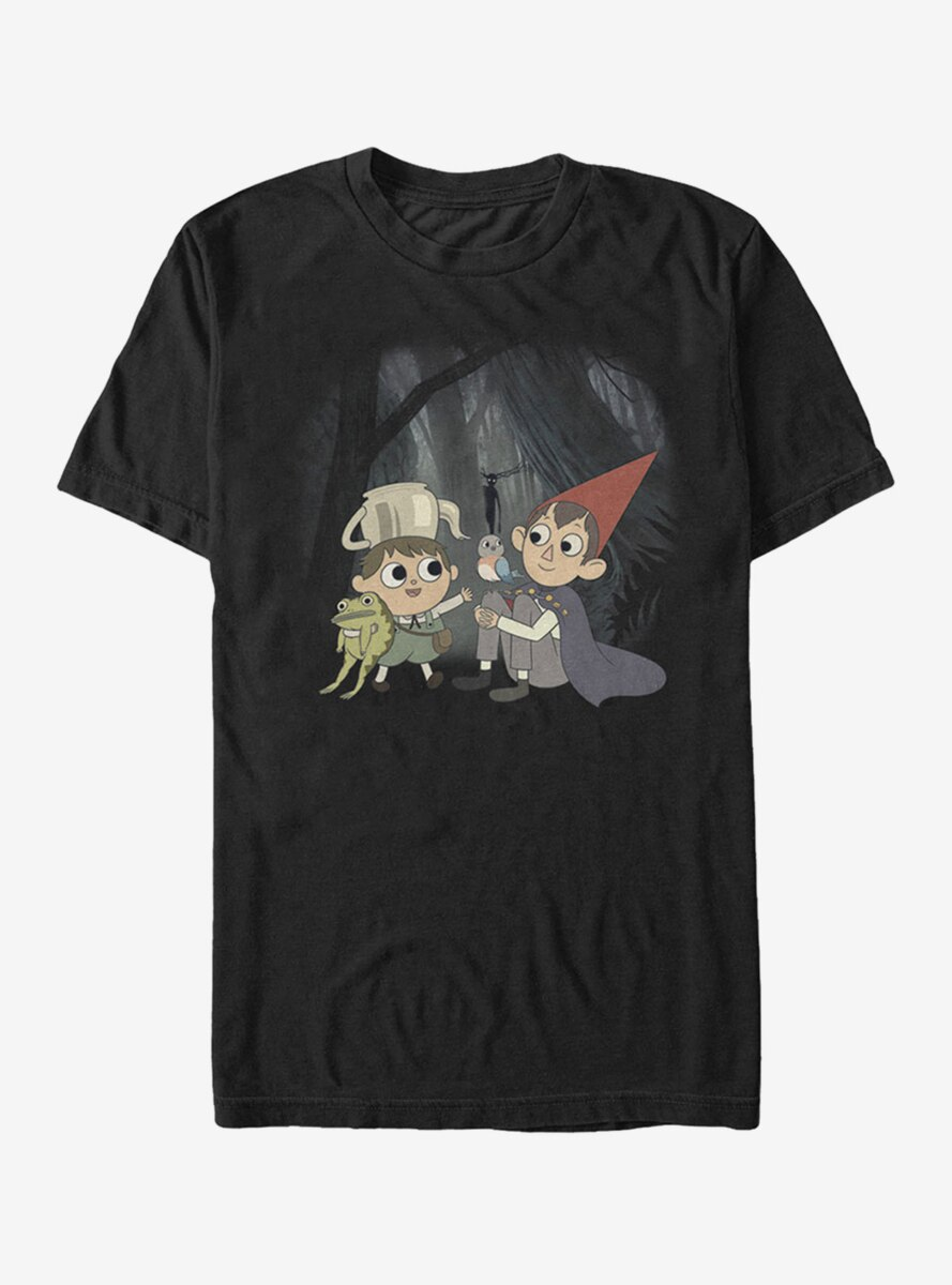 Over the Garden Wall I See You T-Shirt