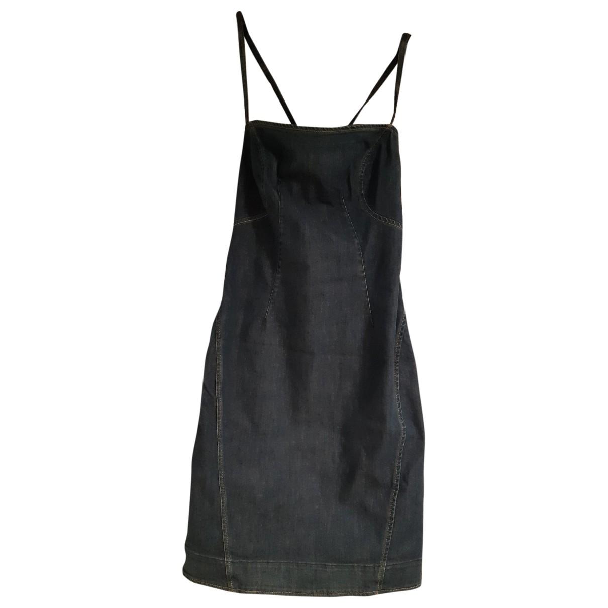 Levis Vintage Clothing \N Kleid in  Blau Denim - Jeans