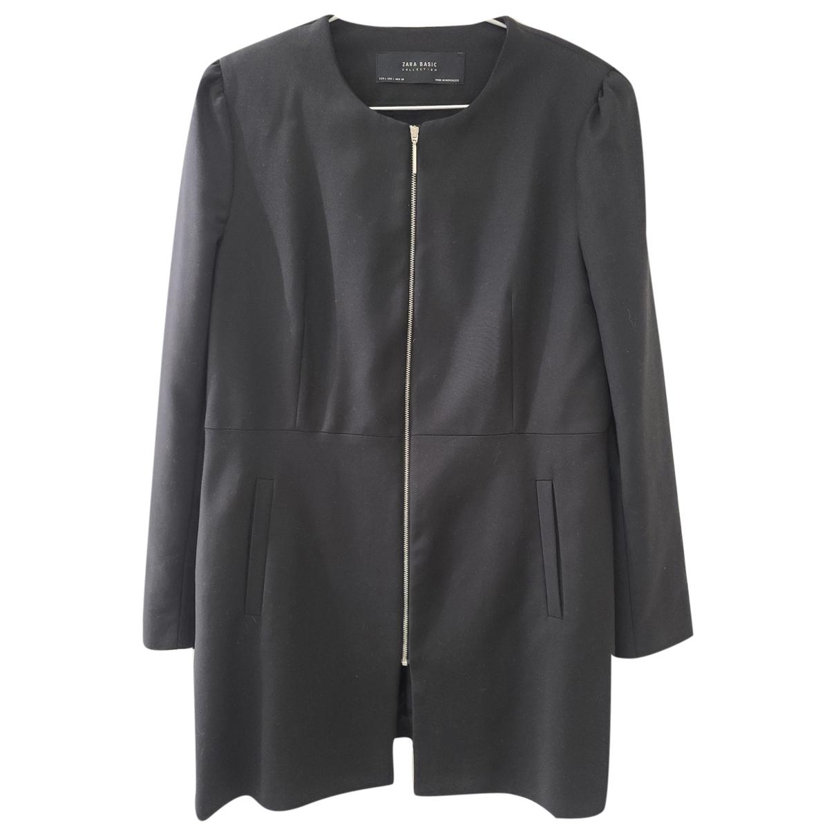 Zara \N Black jacket for Women L International