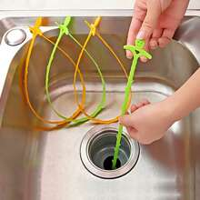 2 Stuecke Zufaellige Farbe Waschbeckenhaken