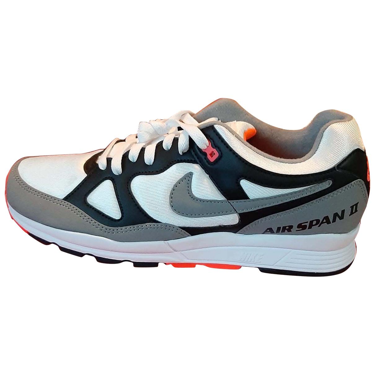 Nike Air Span II Sneakers in Leinen