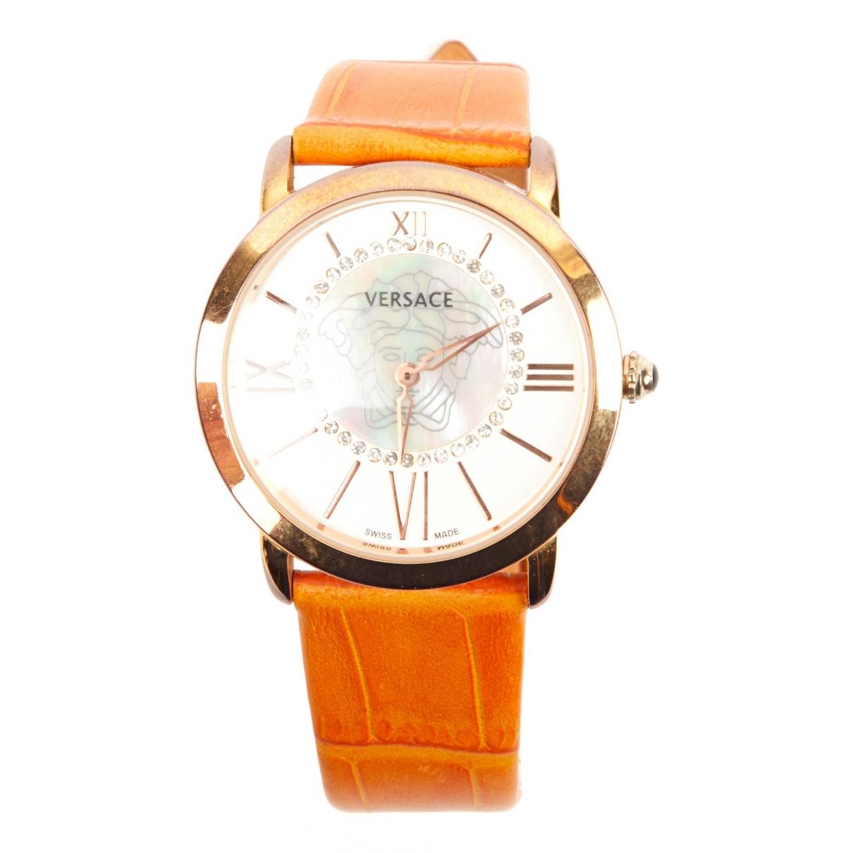 Versace N Camel Steel watch for Women N