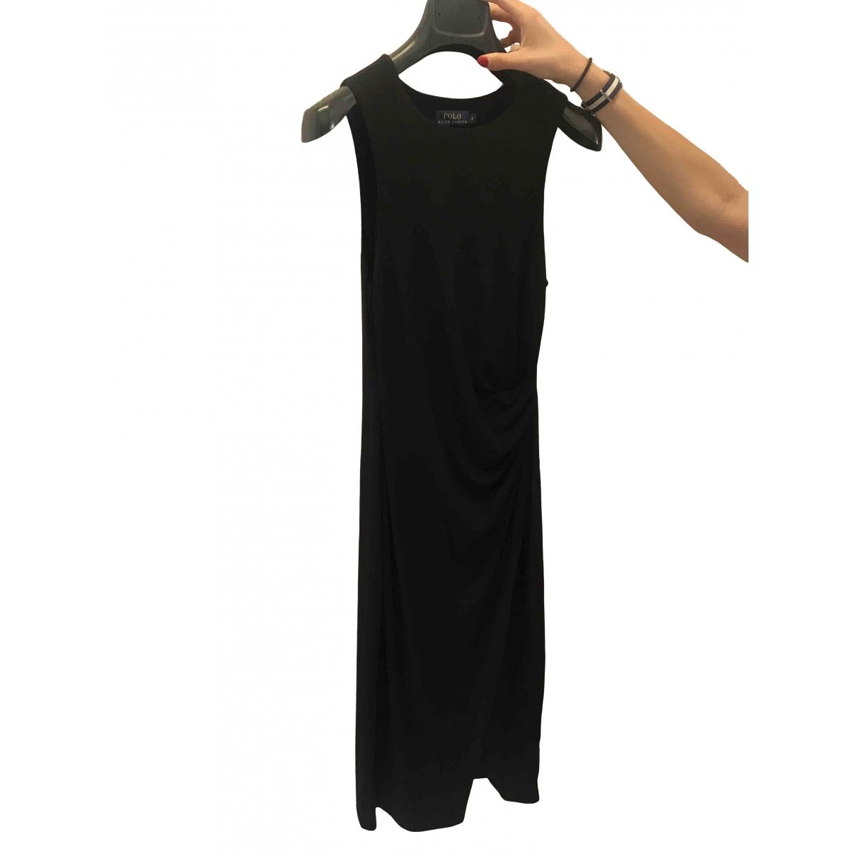 Polo Ralph Lauren - Robe   pour femme - noir