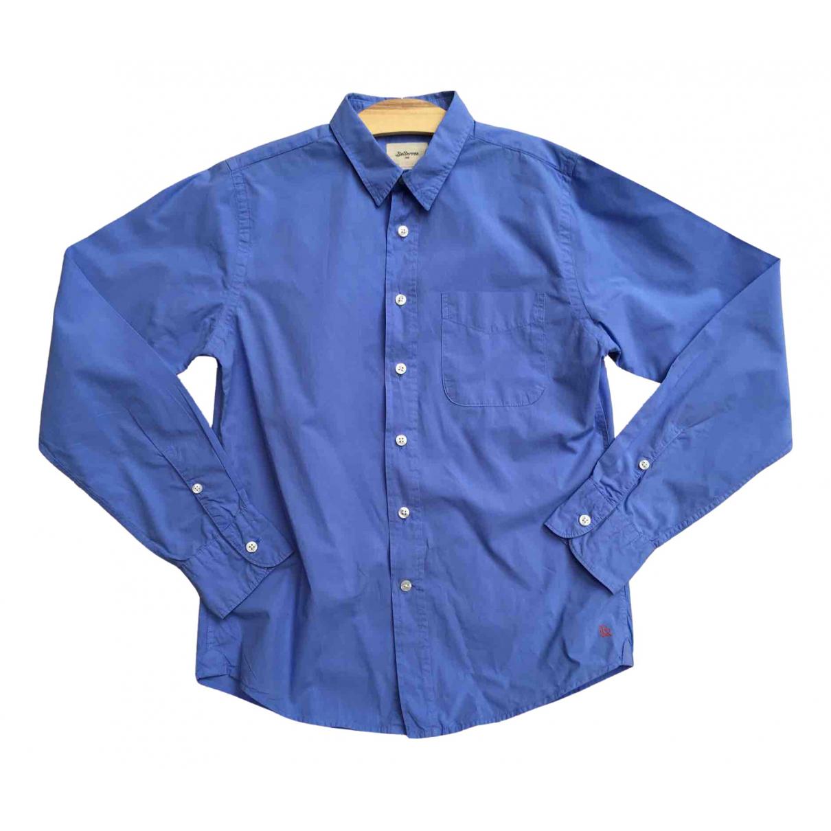 Bellerose \N Oberteile in  Blau Baumwolle