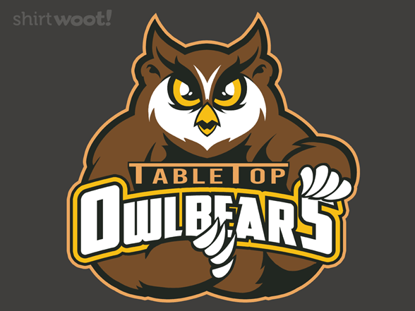 Tabletop Owlbears T Shirt