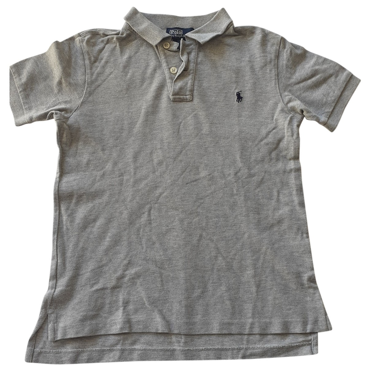 Polo Ralph Lauren \N Grey Cotton  top for Kids 8 years - up to 128cm FR