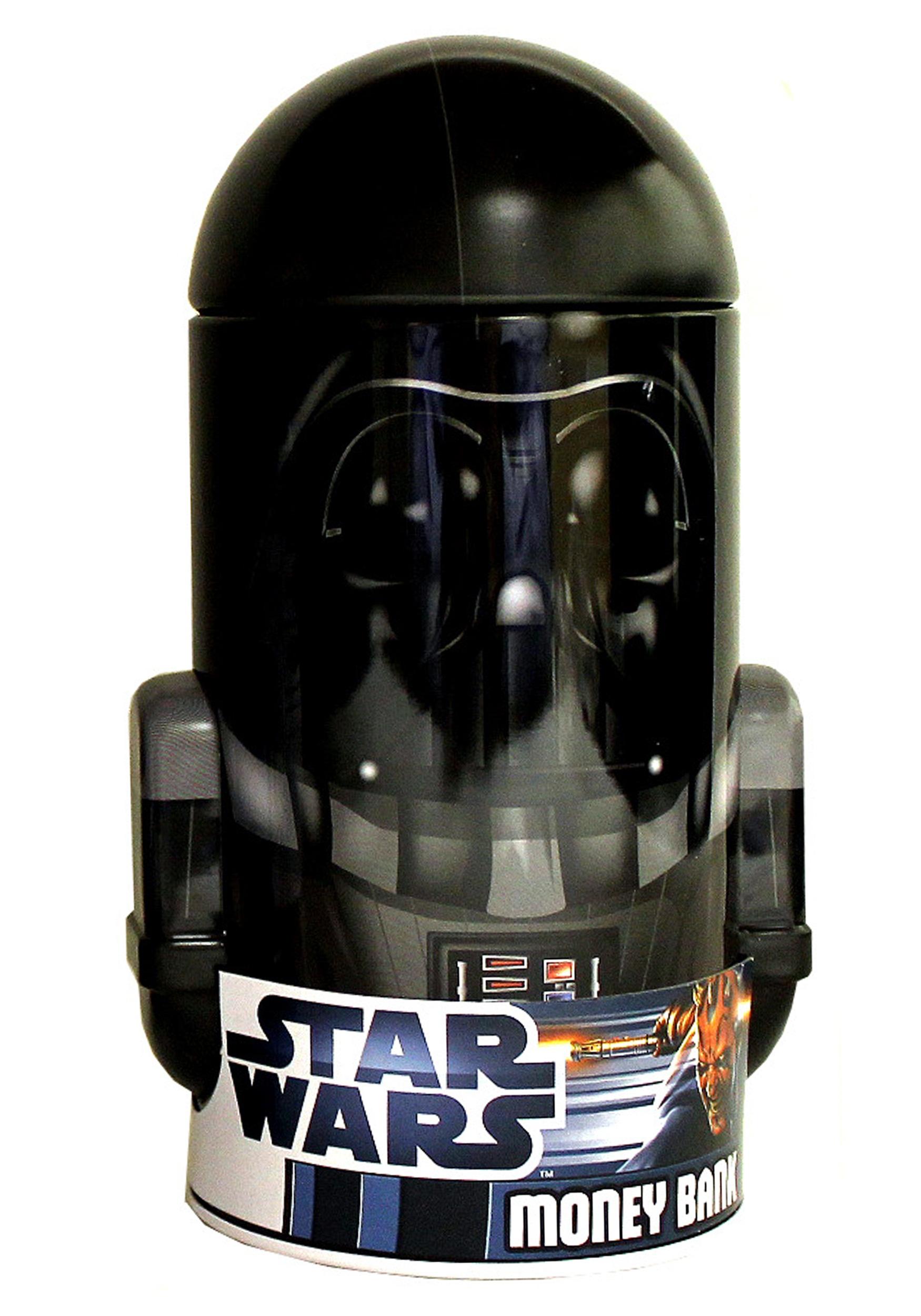 Star Wars Darth Vader Tin Bank