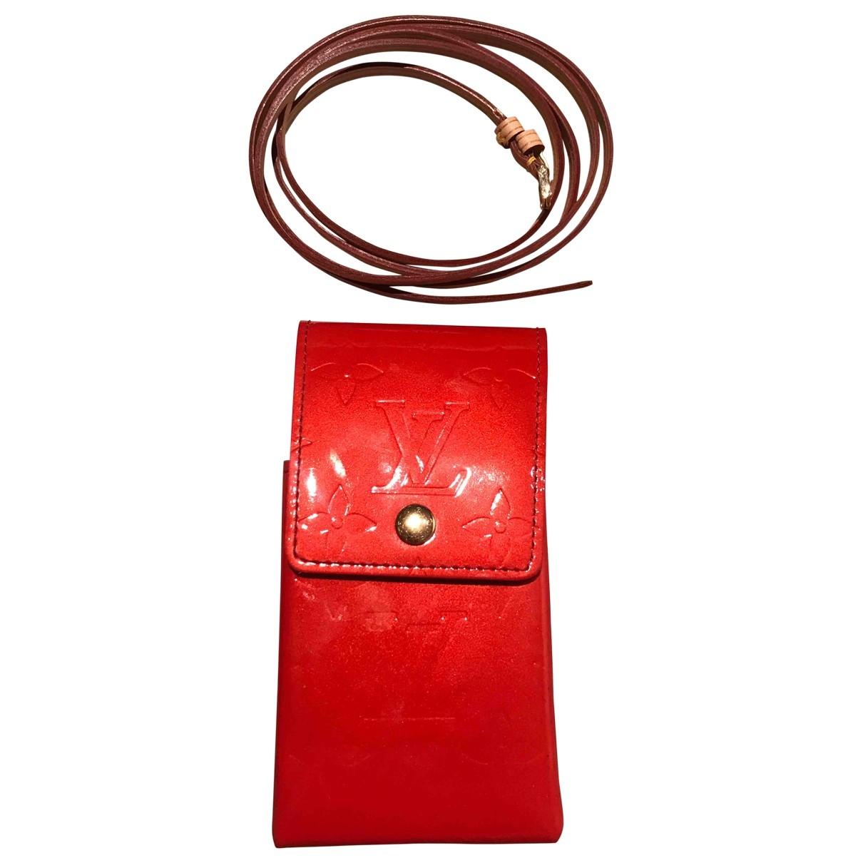 Louis Vuitton - Accessoires   pour lifestyle en cuir verni - orange