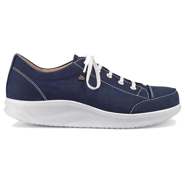 Finn Comfort Ikebukuro Atlantic Leather Soft Footbed 75 Uk