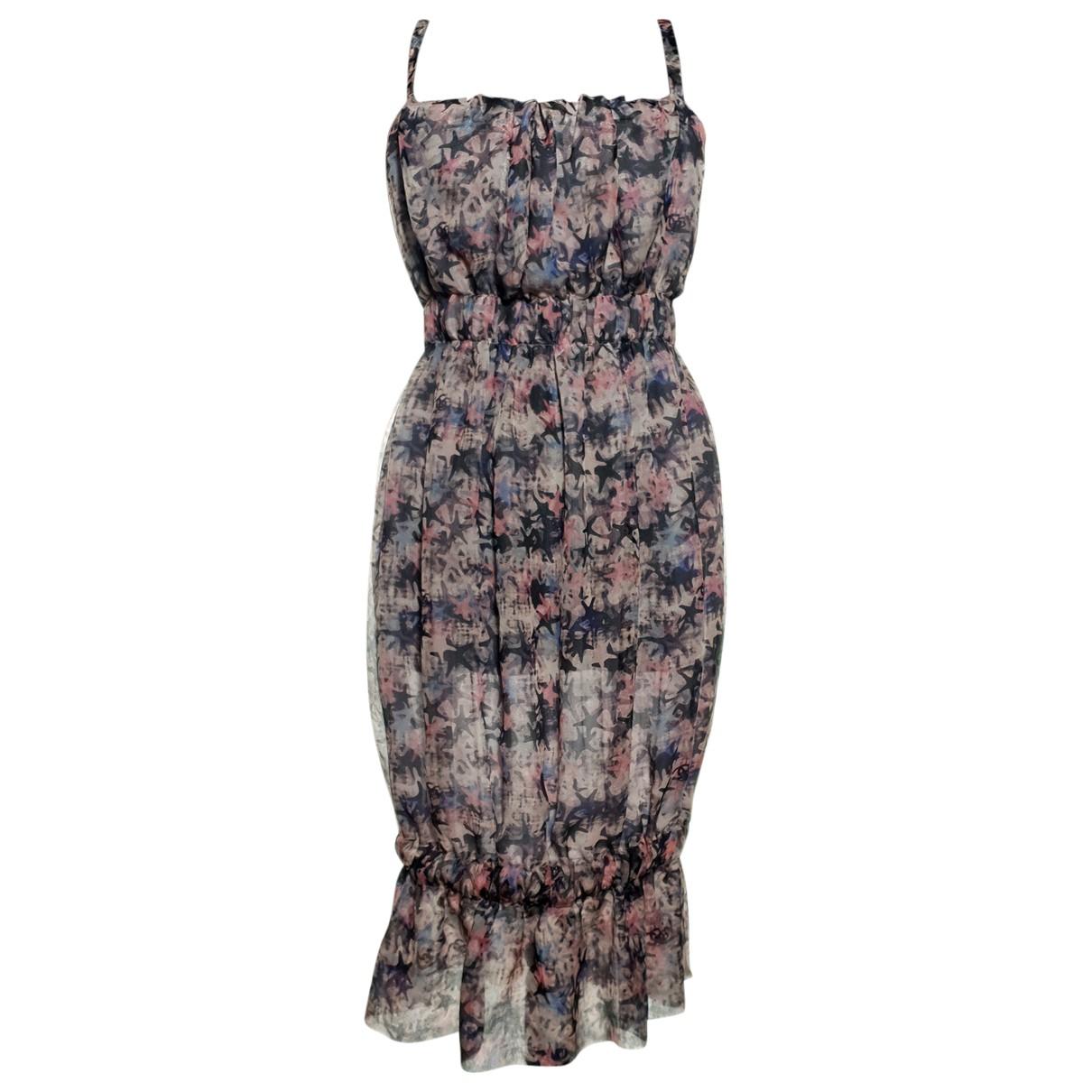 Chanel \N Silk dress for Women 36 FR